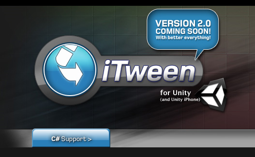 iTween for Unity, from the nice chap at pixelplacement!